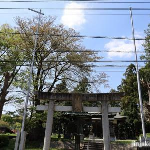 熊野神社(上三輪) 町田市三輪町