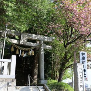 神鳥前川神社  横浜市青葉区しらとり台