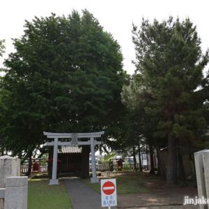 伊原八幡神社   越谷市川柳町