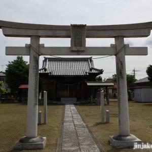 八坂神社 草加市柿木町