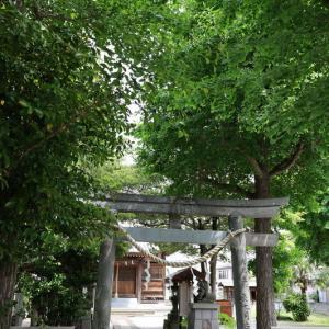 八幡神社 草加市青柳