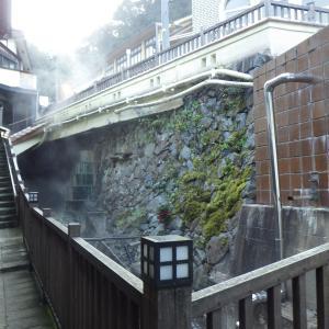 【美肌県-島根・有福温泉】日本書紀より古い、かけ流し天然温泉