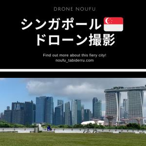 シンガポールでドローンを飛ばしてみた。ツーリストが気をつけるルールやフライトスポット