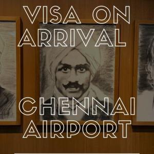 VISA ON ARRIVALでインド入国がラクな件