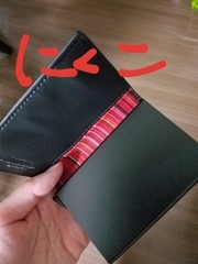 スキミング防止の素敵なカードケースを買いました!薄型スライド式