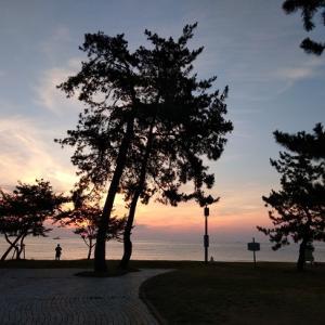 2019年お盆3泊キャンプ サイトは海が目の前!石川県 見附島シーサイドキャンプ場③