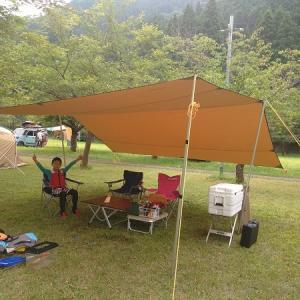 川遊びデイキャン!梅の木キャンプ場~滋賀県~