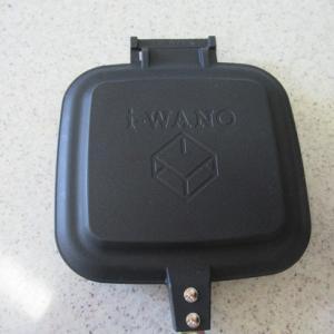 i-WANO × 燕三条 ホットサンドメーカー