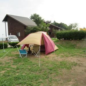 2泊3日夏休み海水浴キャンプ 島根県 マリンパーク多古鼻②