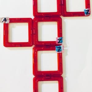 立方体の展開  ー算数ー
