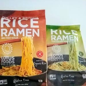 ええー?!ライスラーメンって?!さすが海外っぽい商品、日本人の常識を越える、、、Rice Ramen。
