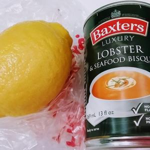 これ超簡単パスタだって;料理家のレシピは驚きバター丸ごと2本使う(笑)レモンパスタと、ロブスターのスープ