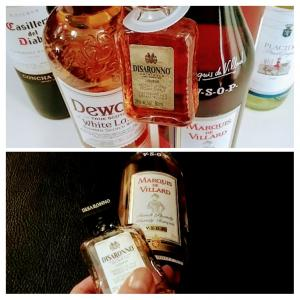 フレンチ コネクション(お飲み物)、Dewars、MARQUIS DE VILLARD
