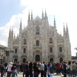 感動しました(涙) 有名イタリアのテノール(ミラノで独唱)