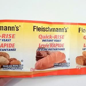 長い名前だよね、フライシュマンズ Fleischmann's Yeast これでビール入りでピザ生地を作る、冬タイヤのチェンジ