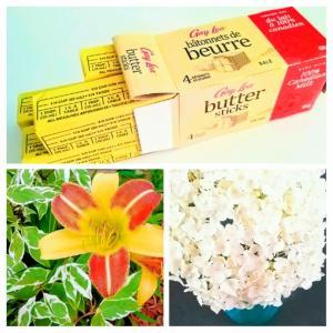 食品の酸化を防ぐ良いオプション?100%カナディアンミルク使用。こっちの人は常温でバター保存(危なくない)??
