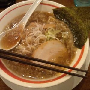 【狭山ラーメン】「あじとら」のごはん食べ放題(+正油ラーメン)