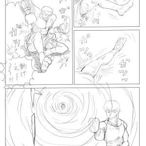 【絵コンテ第九稿】ソラの拳(168~173頁)