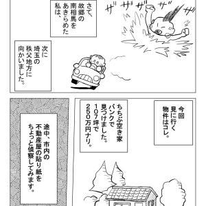 【ぼくのBライフ20】土地さがし(秩父その1)(1)