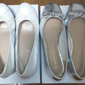 最近買った靴