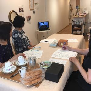 依田弘子先生のオンライン紅茶レッスン♪