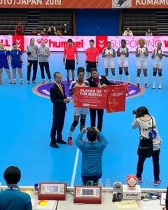 2019女子ハンドボール世界選手権大会、終わる
