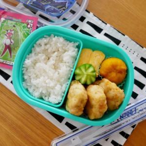 豆腐チキンナゲットのお弁当