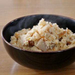 お豆腐作りのおみやげでおから煮
