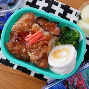 タレが大事な豚丼弁当