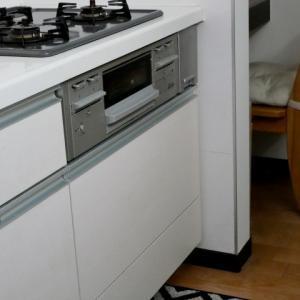 新しいフライパンの置き場所と、鍋類の収納