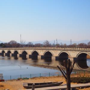 盧溝橋と抗日戦争紀念館