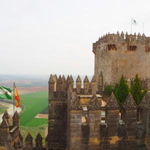 スペインでガイドブックに載っていないアルモドバル城に行ってみた