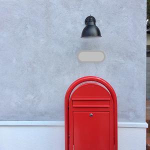 【北欧ポスト】かわいいボビ(bobi)の郵便ポスト