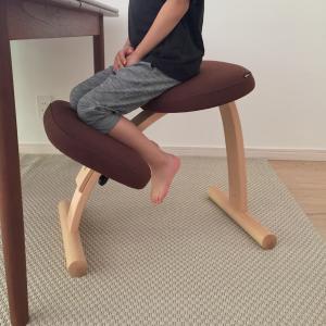 【バランスチェア】姿勢がよくなる椅子バランスチェア・イージー