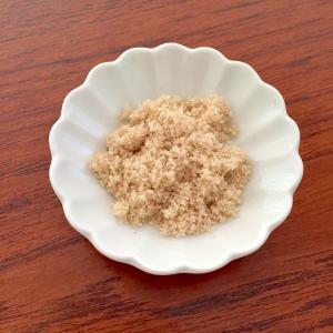 【わが家の調味料】沖縄の優糖精*さとうきびのやさしいお砂糖