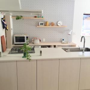 【簡単すっきり収納】無印グッズでキッチンの収納スペースの見直し