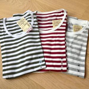 【無印良品】アウトレットで500円以内で買ったTシャツたち。