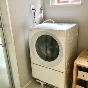 【洗濯機周り】掃除しやすいための工夫2つ。