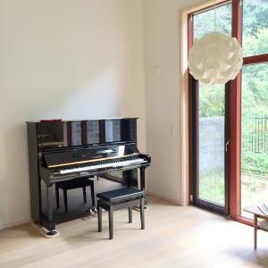 【新居にピアノ】1970年代のYAMAHAピアノをリペア。オーバーホールのお値段は?