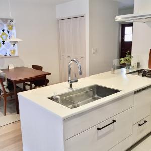 わが家の簡単キッチンのリセット方法