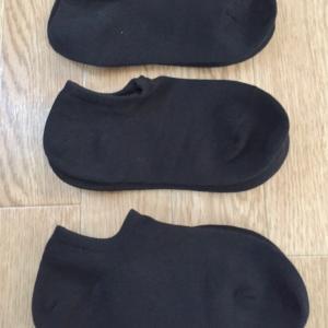 【無印良品】この靴下を定番にしたい。