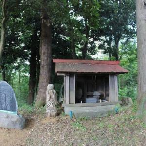 篠窪(しのくぼ)の了全塚に眠る「二階堂政貞」お墓の説明石碑が建立されました(2019/9/08)