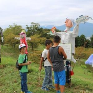 篠窪(しのくぼ)の隣町 大井町農村公園で「大井のかかし祭り」を楽しむ (速報2019/9/21)