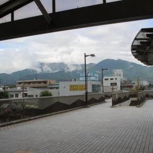 篠窪(しのくぼ)の隣町 四十八瀬川の台風爪痕(2019/10/17)