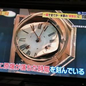 篠窪(しのくぼ)の隣町より 故郷長崎は長崎原爆忌でした(2020/08/09)