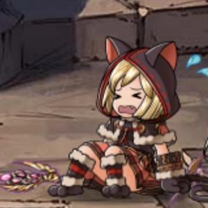 【グラブル】闇の黒猫道士を愛でる為に準備開始(闇編成強化)