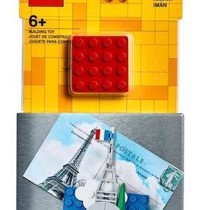 レゴ エッフェル塔マグネットを自前で作ってみた〜作り方・パーツの探し方も〜
