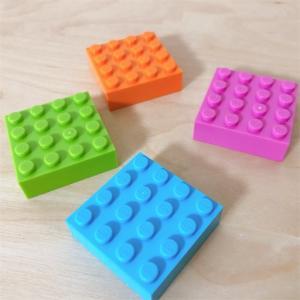 レゴのマグネットをゲット!!いろいろデコってみた♪