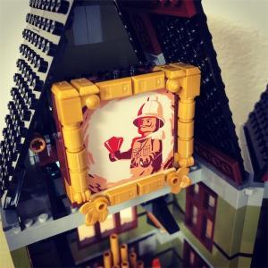 【セットレビュー】レゴ (LEGO) お化け屋敷 10273 ②