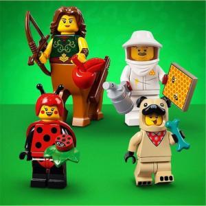 【新製品】レゴ ミニフィギュア シリーズ21 #71029 今回は12種類!!